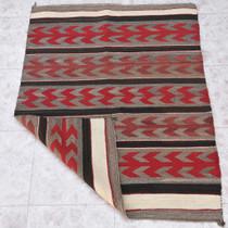 Navajo Regional Rug Cornstalks Pattern Rug 30922