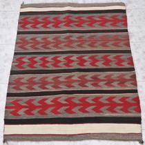 Vintage Navajo Wool Rug 30922