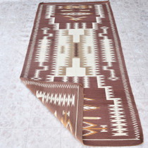 Navajo Storm Pattern Room Size Rug 30929