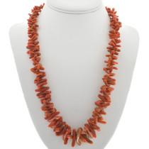Mediterranean Coral Necklace 30930