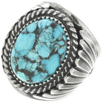 Turquoise Mens Ring 30937