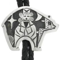 Native American Kachina Bolo Tie 30983