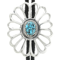 Old Pawn Style Turquoise Bolo Tie 30990