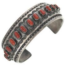 Vintage Old Pawn Silver Bracelet Before Restoration 30997