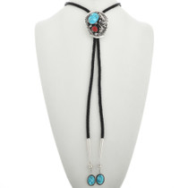 Navajo Made Native American Bolo 31013