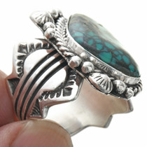 Navajo Sterling Silver Ring 31086