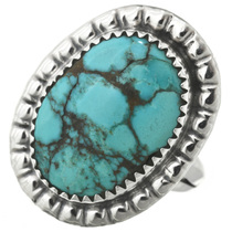 Native American Turquoise Ring 31096