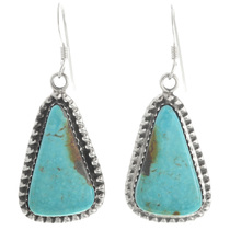 Kingman Turquoise Earrings 31145