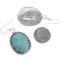 Navajo Turquoise Dangle Jewelry 31155