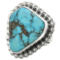 Native American Turquoise Ring 31161