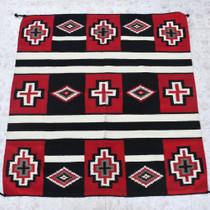 Navajo Style Chief's Rug 24583