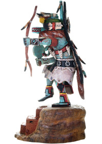Hand Carved Cottonwood Kachina Art 31188