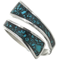 Turquoise Silver Ring 31205