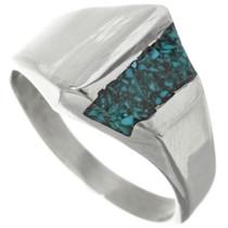 Southwestern Turquoise Ring 31207