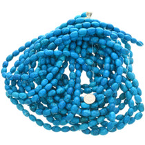 Bisbee Blue Magnesite Beads Jewelry Supply 30826