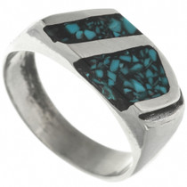 Native American Turquoise Ring 31214
