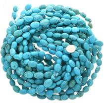 Kingman Blue Turquoise Magnesite Beads 30831