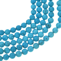 Sleeping Beauty Blue Beads 30841