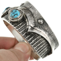 Native American Southwestern Turquoise Bracelet 31219