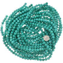 Campitos Color Turquoise Magnesite Beads 30845