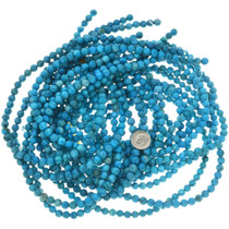 Round 7mm Genuine Stone Beads 30849