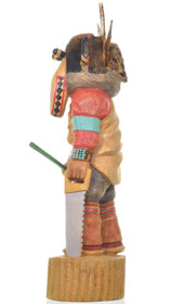 Native American White Ogre Kachina Doll 31230