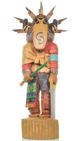 Vintage White Ogre Kachina Doll 31230