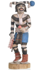 Pueblo Clown Kachina Doll 31233