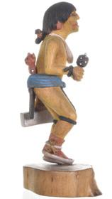 Rio Grande Clown Kachina Doll 31234