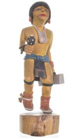Vintage Clown Kachina Doll 31234