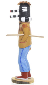 Hand Carved Native American Kachina Doll 31237