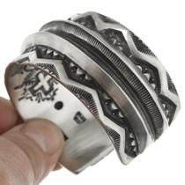Sterling Silver Vintage Western Bracelet 31241