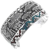 Sterling Silver Storyteller Bracelet 31248