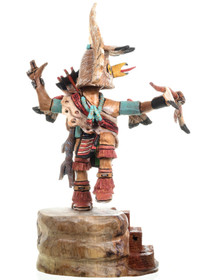 Native American Hopi Kachina Art 31250