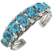 Vintage Sleeping Beauty Turquoise Bracelet 31262