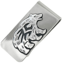 Native American Bear Money Clip 31319