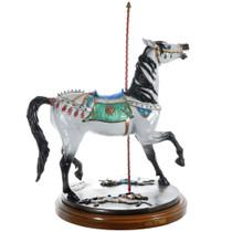 Vintage Arabian Horse Carousel 31253