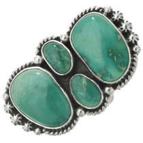 Carico Lake Turquoise Ring 31363