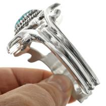 Sterling Silver Southwestern Style Bracelet 31370
