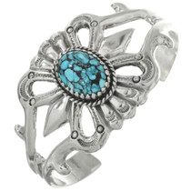 Native American Turquoise Cuff Bracelet 31370
