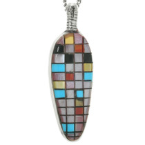 Native American Corn Pendant 31387
