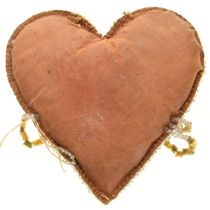 Heart Shaped Arapaho Tribe 1910 Turn of Century 31510