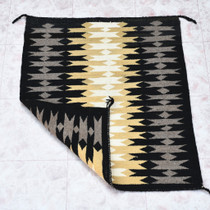 Hand Woven Native American Rug Weaving 31511