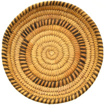 Vintage Papago Indian Basket 31424