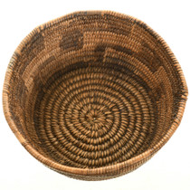 Native American Pima Papago Basket 31425