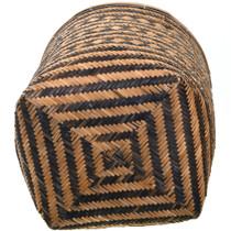 Authentic Native American Cherokee Basket 31430
