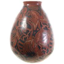 Gila Monster Design Mata Ortiz Pottery 31514