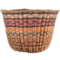Hopi Third Mesa Native American Basket Weaving 31438