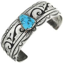 Vintage Tommy Singer Turquoise Bracelet 31473