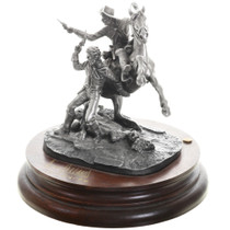 """Now or Never"" Pewter Sculpture by Don Polland 31476"